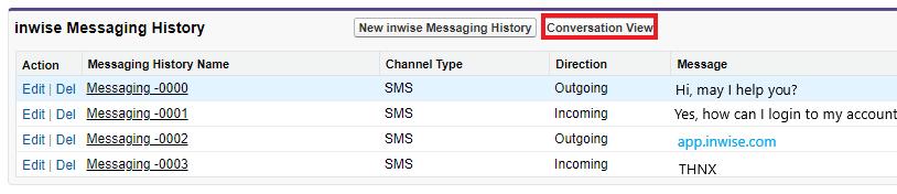 Salesforce - SMS 4